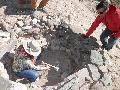 Colectivo GUIAS denunci� exposici�n de restos humanos en el Pucar� de Tilcara