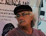 Pablo Pimentel: Denunciado por defender los derechos humanos