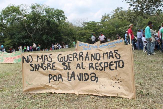 Continúa la agresión a nuestros comuneros y comuneras indígenas en el norte del Cauca
