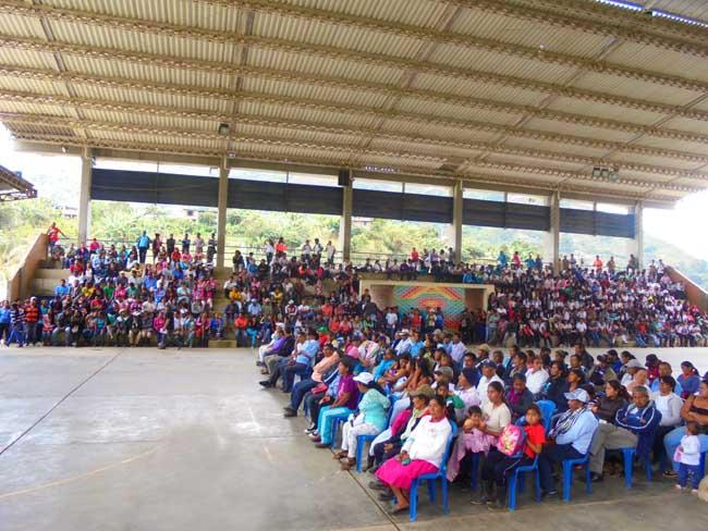 Tacueyó: La comunidad ejerce el control territorial frente a las problemáticas que afectan el territorio