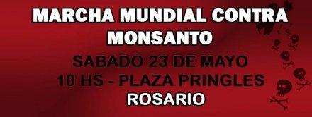Contra Monsanto, por...