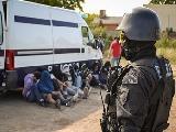 La Policía de Córdoba arrestó a casi mil jóvenes este fin de semana y se cobró dos vidas