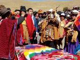 Bolivia: Patzi recibe las �fuerzas� de T�pac Katari