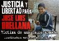 Por la libertad de José Luis Orellana