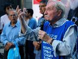 Jubilados de la CTA exigen un aumento de emergencia de $4000