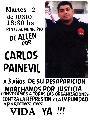 Se cumplen 3 a�os de la desaparici�n de Carlos Peinevil