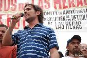 Convergencia Socialista apoya la candidatura de Nicolás del Caño