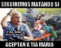 PERU: HUMALISMO QUIERE MAS MATANZA CAMPESINA CON ESTADO DE EMERGENCIA
