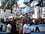 Loncopué: festejaron los tres años del referéndum que le dijo no a la mina