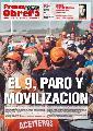El 9, Paro y Movilización