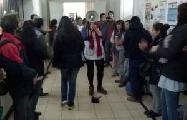 La Plata: Docentes de Tigre en la Dirección General de Cultura y Educación