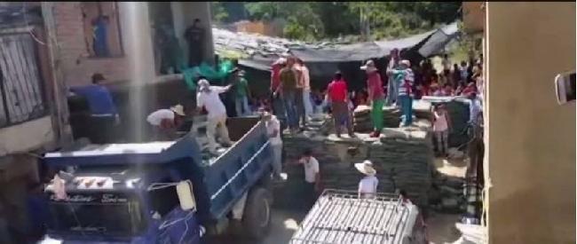 Cauca: Argelia desal...
