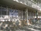 Estudiantes del Julio Cort�zar: �no nos vamos a quedar sentados�