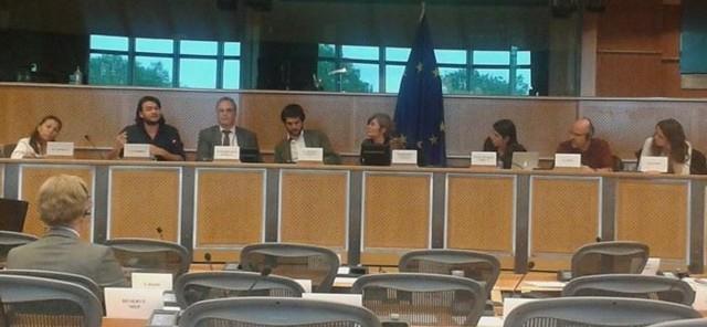Debate en Eurolat: u...