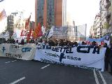 La CTA reclamó libertad y democracia sindical en Telefónica de Argentina
