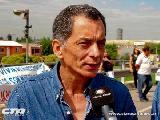 Mart�nez: �No hay que renunciar, sino salir a pelear�