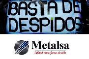 Mi�rcoles 10/06 - Movilizaci�n por los trabajadores de Metalsa