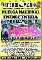 Perú: Concurso docente para nombramiento es para romper huelga del SUTEP