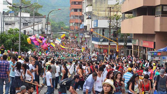 VII Marcha Carnaval ...