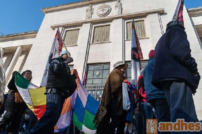 Fotos: Marcha por la...