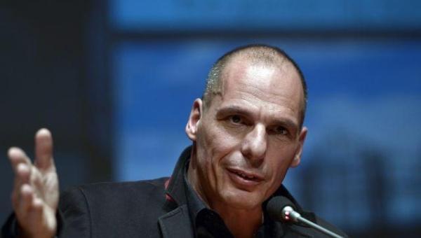 "Varoufakis: ""re..."