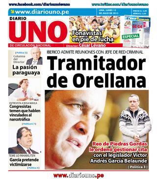 Perú: Todos callaban...