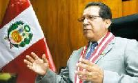 Per�: Dr. Pablo Sanchez, de fiscal de la naci�n preventivo a fiscal de la naci�n?