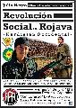 Charla - Debate: Revolución social en Rojava - Kurdistan occidental -
