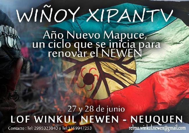 Día Nacional Mapuce ...