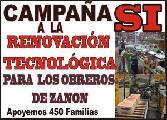 Mañana trabajadores de FaSinPat (ex Zanon) marchan al Ministerio de Economía