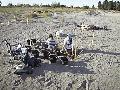 Mapuches exigieron que les notifiquen el descubrimiento de restos óseos humanos