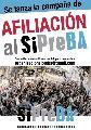 Se lanza la campaña de afiliaciones al SiPreBA