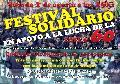 1/8 15 hs: Festival solidario con los trabajadores de la 60