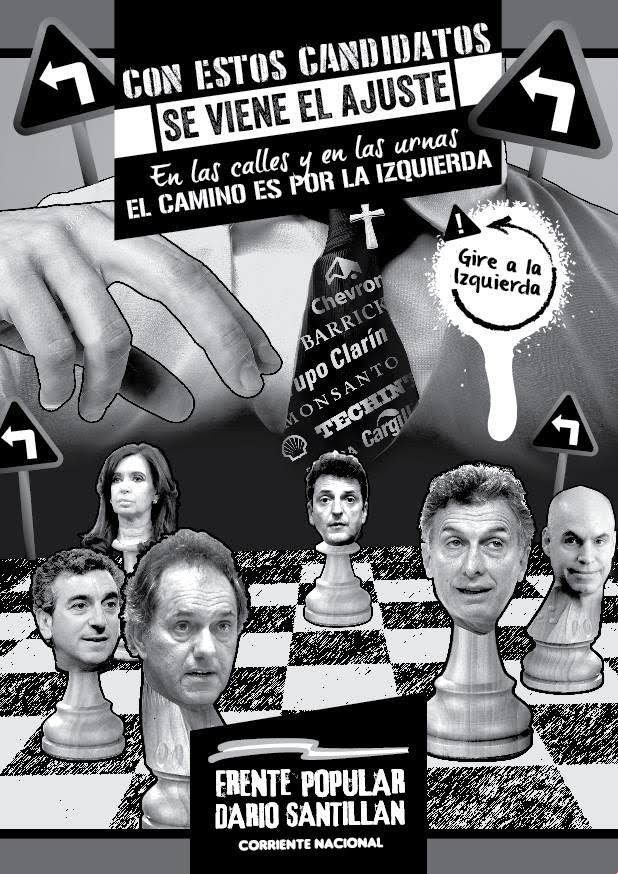 Declaraci�n FPDS CN ante las PASO del domingo : Argentina ...