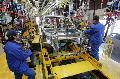 Cierres y suspensiones en la industria automotriz