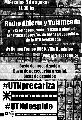 Exigimos la reincorporación y el pase a planta de los despedidos/as de la radio de la UTN