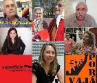 Solidaridad del campo popular con la Agencia Para la Libertad