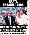 9/9 Marcha Contra el Gatillo Fácil en La Plata