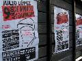 Movilización en Buenos Aires a 9 años de la desaparición de Jorge Julio López