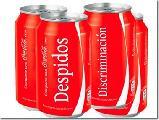 Denuncian despidos y persecuci�n sindical en Coca Cola FEMSA de Argentina