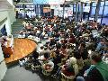 Mas de 200 trabajadores participaron de la asamblea fundacional del SiPreBA