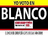 Colombia. Barranca. No mâs corruptocracia... algunas razones por qué votar en blanco