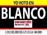 Colombia: Barranca. As� est�n las elecciones. Votar en Blanco