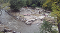 Denuncia penal por contaminación de pilas en el río de Río Ceballos