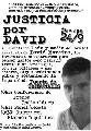 Jornada por justicia para David