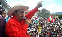 Perú: Comisión APRO-PPC no pudo con Goyo Santos. No pudieron acusarlo de corrupción