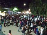 Asamblea de miles de personas en Jachal: paro de actividades, movilización