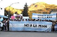 Denuncian un espionaje ilegal en Chubut a militantes contra el extractivismo