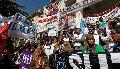 Paro tras la multitudinaria movilización docente bonaerense