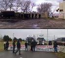 Marcha por la reincorporaci�n inmediata de los trabajadores de Formar y Tubhier